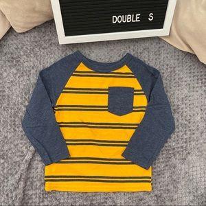 Toddler Boy Long-Sleeve Shirt #18